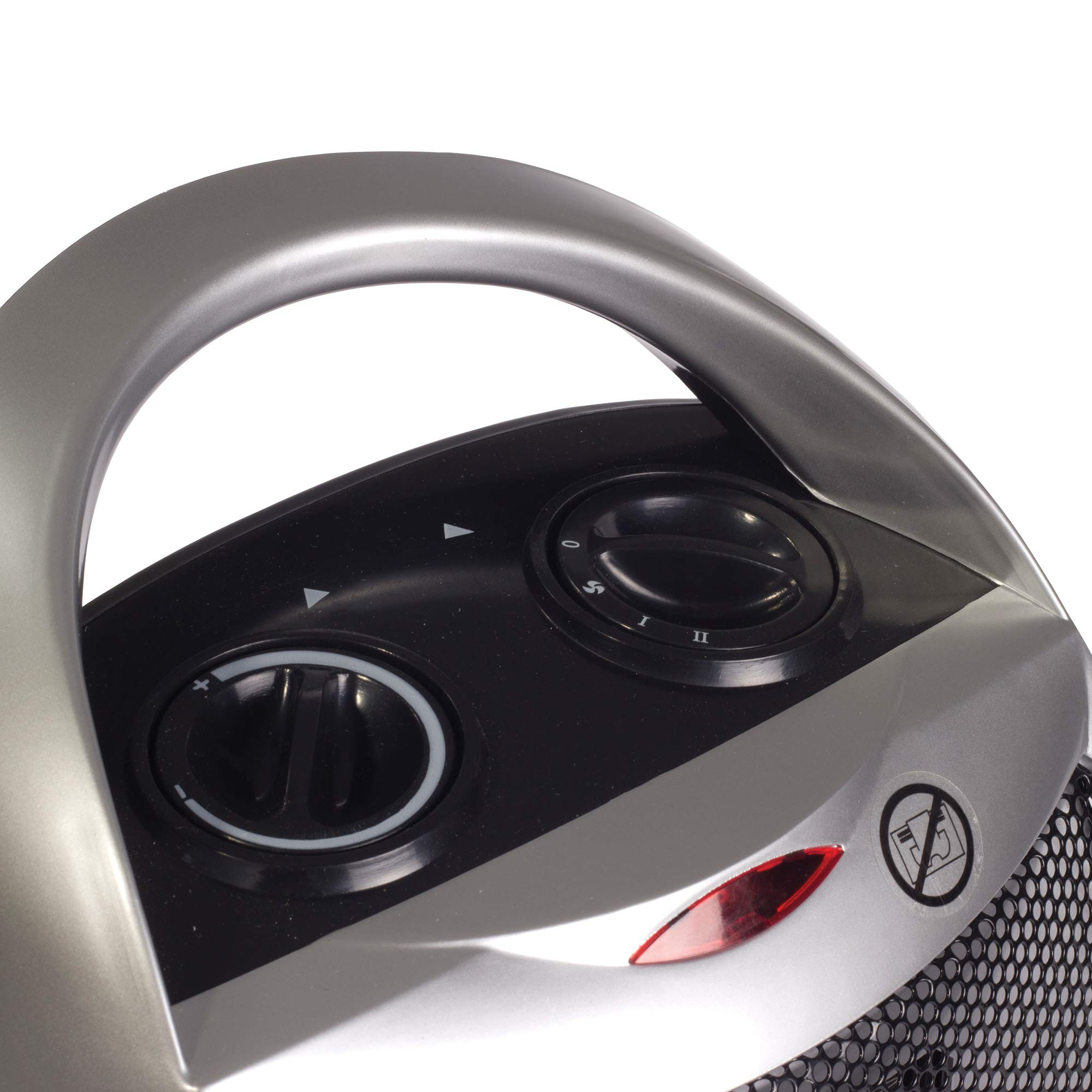 Cooolla Portable Ceramic Electric Fan