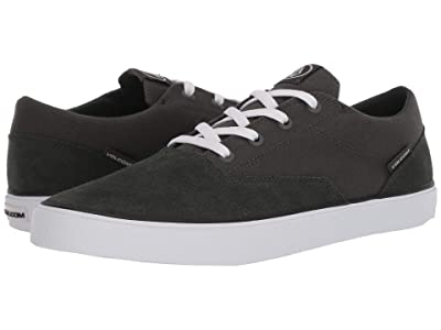 Volcom Draw Lo Suede Shoes (Faded Army) Men