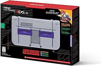 Best Nintendo New 3DS XL - Super NES Edition + Super Mario Kart for SNES Review