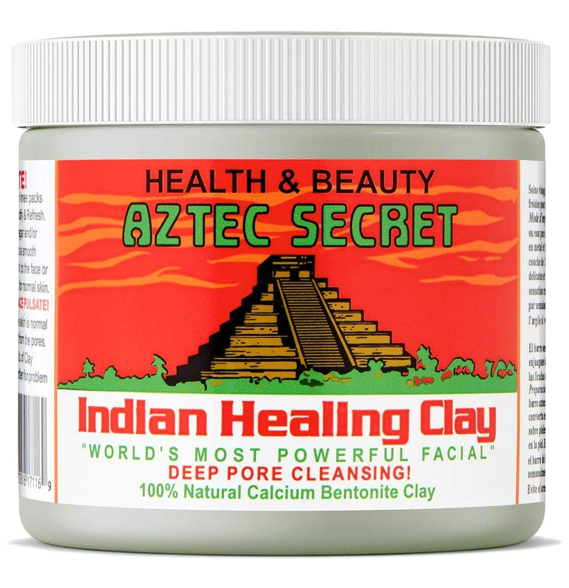 Aztec Secret Cleansing Original Bentonite