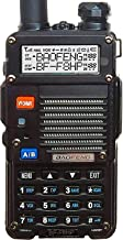 BaoFeng BF-F8HP (UV-5R 3rd Gen) 8-Watt Dual Band Two-Way Radio (136-174MHz VHF &..