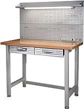 live edge standing desk