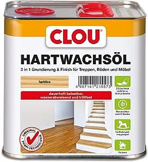 Hartwachs-Öl farblos 2,5 L