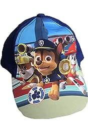 Paw Patrol Taglia Unica Bambini Cappello Baseball Rosso