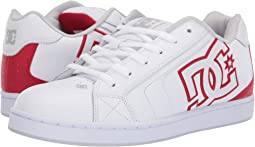 White/Athletic Red/White