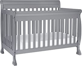 DaVinci Kalani 4-in-1 Convertible Crib in Grey   Greenguard Gold Certified