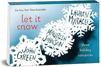 Penguin Minis: Let It Snow: Three Holiday Romances