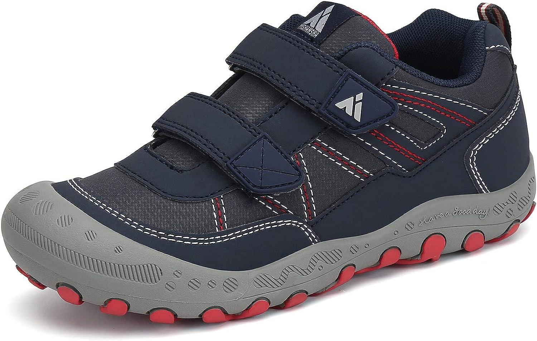 Mishansha Boys Girls Hiking Max 67% OFF Popularity Shoes Kids Non Anti S Collision Slip