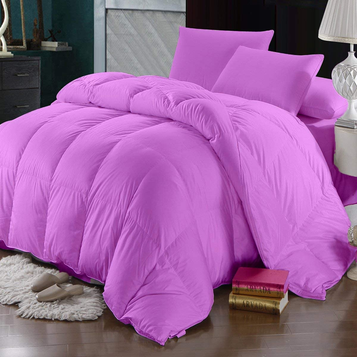 1 Piece Alternative Comforter Rapid rise with 2 50 Cotton 100% Cases Challenge the lowest price Pillow