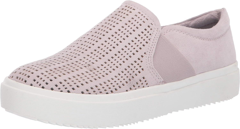 Dr. Scholl's shoes Women's Wander Up Sneaker, purplec Mist Chopout Microfiber, 6.5 M US