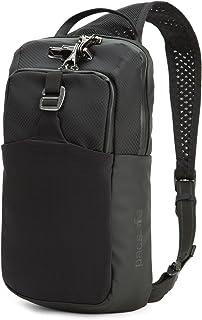 Pacsafe Venturesafe x Anti-Theft Sling Pack Casual Daypack, 37 Cm, 6 Liters, Black (Black 100)