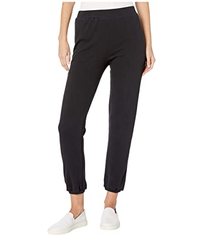 Maison Du Soir Tailored Sweatpants (Black) Women