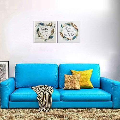 estar en gran demanda JohnJohnsen 234 PH-338-339 Impresiones de Lienzo de Pintura Home Home Home Room Decor Picture Wall Art Poster Combinación Poster para Lechao (negro y naranja)  tienda en linea