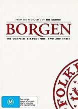 Borgen Series 1-3