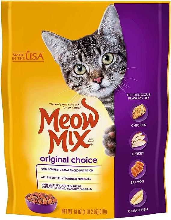 Best Dry Cat Food