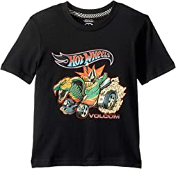 Hot Wheels® Turboa Short Sleeve Tee (Toddler/Little Kids)