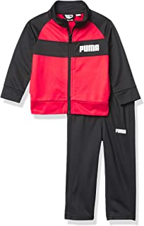 PUMA Boys' Track Jacket & Pant