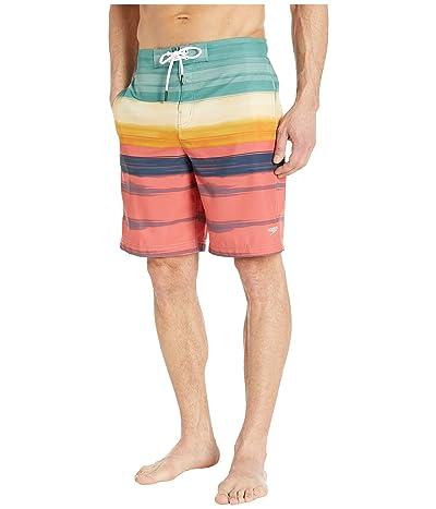 Speedo Horizon Blend Bondi Boardshorts 20 (Oil Blue) Men