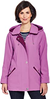 Chums Ladies Womens Zip Front Jacket with Hood