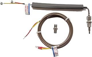 TruckMeter 015TM5003 - Type K Universal Thermocouple Pyrometer Probe with Leadwire