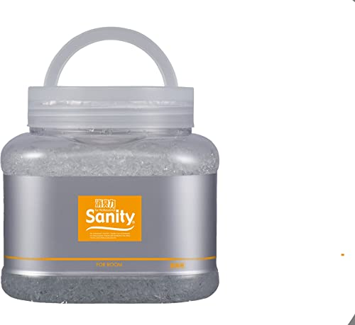 エステー サニティー 業務用消臭剤 大型タイプ1.7Kg 室内用 カモミールの香り 1700g