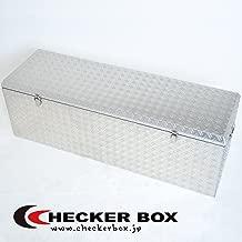 大型プロ用工具箱 幅1250×奥行400×高さ435(mm) ボックス 道具箱 収納箱 車載用