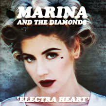 marina and the diamonds electra heart deluxe