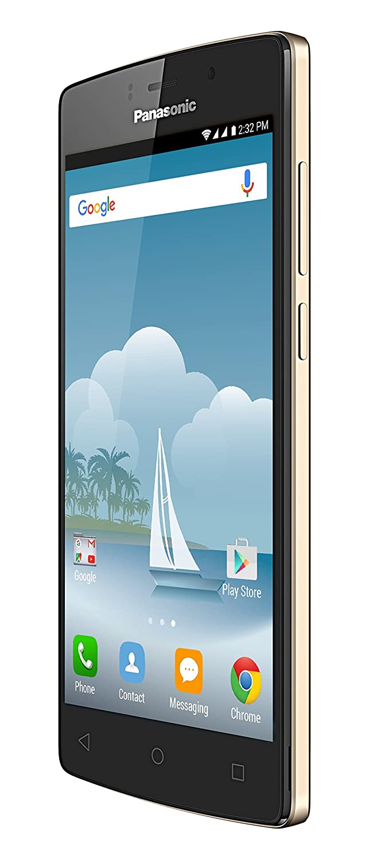 Panasonic P75  Gold  Smartphones