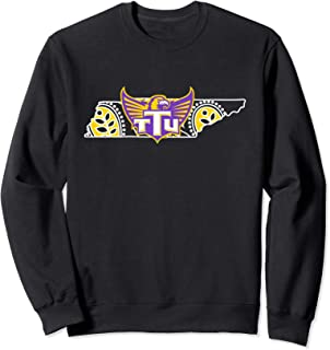 Tennessee Tech Golden Eagles Paisley State Sweatshirt