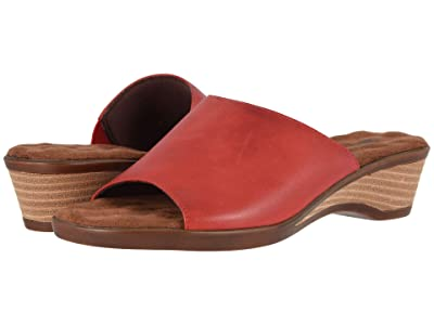 Walking Cradles Kerry (Red Leather) Women