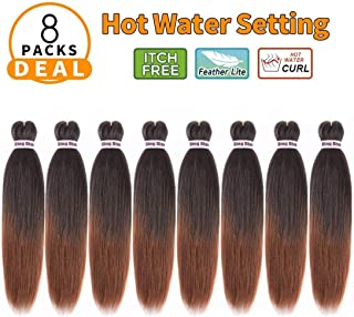 Ding Dian Pre Stretched Braiding Hair 20