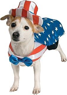 Rubie's Uncle Sam Pet Costume, Medium