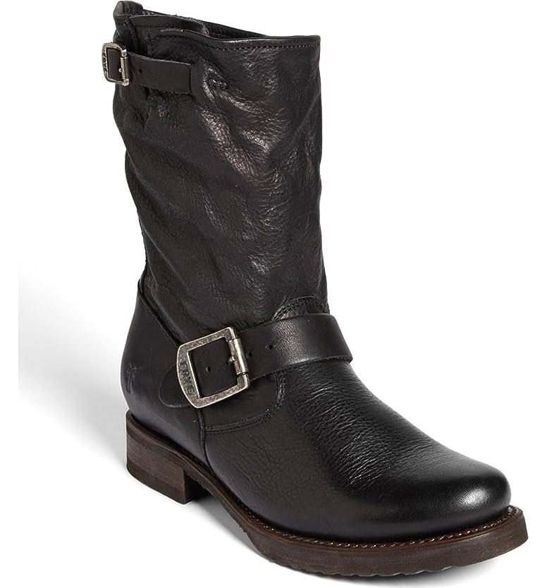妊娠した速い組み合わせる[フライ] レディース ブーツ&レインブーツ Veronica Short' Slouchy Boot (Wome [並行輸入品]