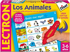 Diset 63883 - Lectron Lapiz Los Animales , color/modelo surtido