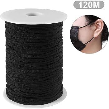runde elastische Verstellschnalle rutschfester Stopper elastische Kordel-Einsteller Corrines 200 St/ück Kordelstopper aus Silikon f/ür Kordelz/üge weiches Seil.