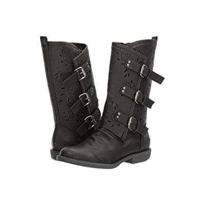 Blowfish Amimi (Black Lonestar PU) Women