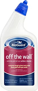 off the wall cleaner for pools