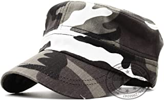 New Army Cadet Patrol Castro Camo Cap Blue Camouflage Hats Men Radar Cap Army Top Cap Hunting Cadet Hats