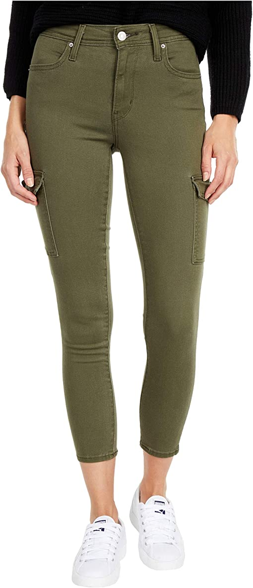 Defined Twill Olive