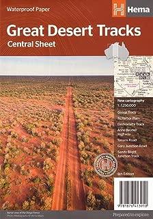 Australia Great Desert Tracks Central 2018