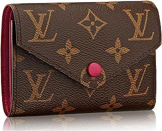 Louis Vuitton Monogram Canvas Victorine Wallet Article: M41938