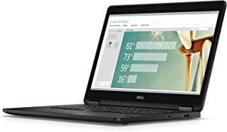 Dell Latitude E7270 Ultrabook laptop 6:e generationen – Intel Core i5-6300U, 8 GB RAM, 256 GB Solid State Drive (SSD), Win...