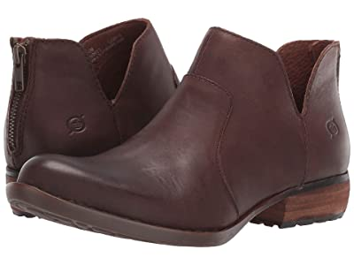Born Kerri (Dark Brown Full Grain Leather) Women