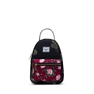Herschel Supply Co. Nova Mini (Fine China Floral) Backpack Bags