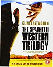 The Spaghetti Western Trilogy A Fistful of Dollars / For a Few Dollars More / The Good, The Bad, and the Ugly  Region-Free