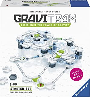 Best Ravensburger Gravitrax Starter Set Marble Run & STEM Toy For Kids Age 8 & Up - Endless Indoor Activity for Families Reviews