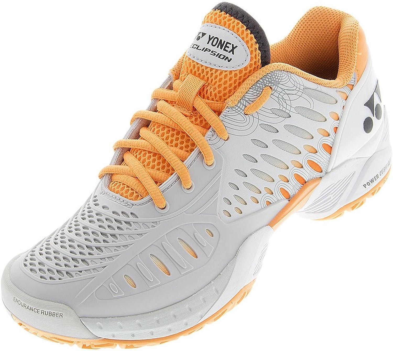 Yonex SHT Eclipsion Women's Tennis shoes Grey orange