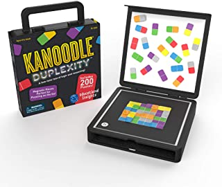 Educational Insights 3022 Kanoodle Duplexity Game,Multicolor