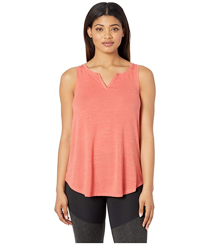The North Face  Boulder Peak Tank Top (Spiced Coral Heather) Womens Sleeveless