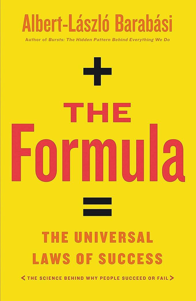 引き算エアコンアスリートThe Formula: The Universal Laws of Success (English Edition)